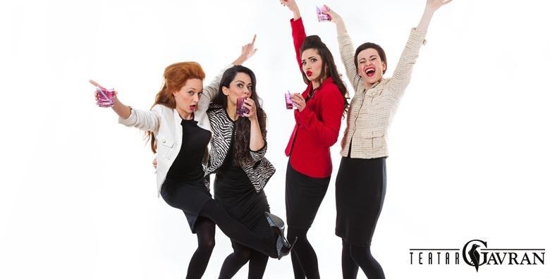 Predstava 'Sve o ženama' 22.3. u Lisinskom - ulaznica za samo 39 kn!