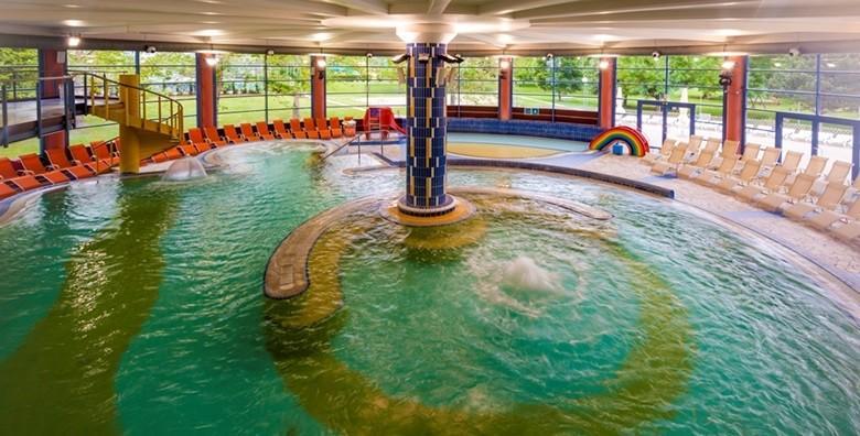 Terme Lendava*** - 2 noćenja s polupansionom za dvoje uz korištenje bazena i sauna za 1.042 kn!