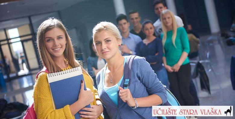 POPUST: 47% - NJEMAČKI JEZIK Tečaj u trajanju 40 školskih sati razine A1 s upisom u e - radnu knjižicu i svjedodžbom koja vrijedi u EU za 799 kn! (Učilište Stara Vlaška)