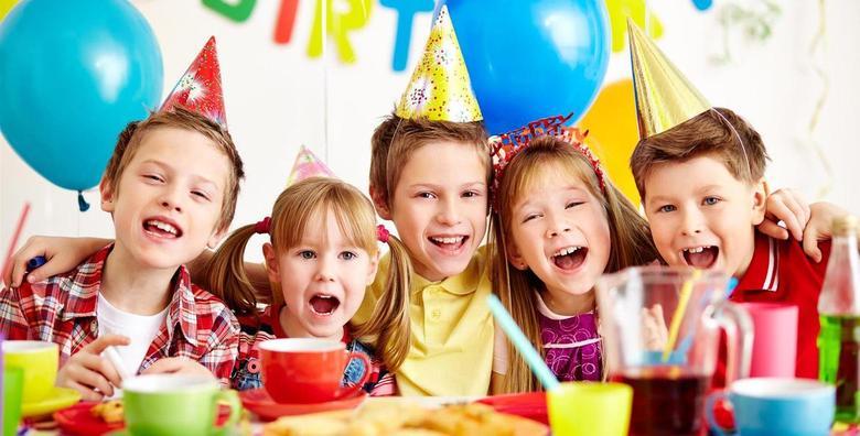 Dječji rođendan - 2 sata zabave za 15 djece za 549 kn!