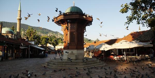 Sarajevo - 3 ili 5 dana za dvoje s doručkom + wellness